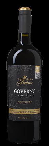 Grand Maestro Italiano Governo all'uso Toscano 2018