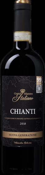 Grand Maestro Italiano Nuova Generazione Chianti 2018