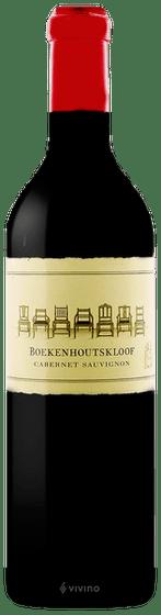 Boekenhoutskloof Cabernet Sauvignon 2015