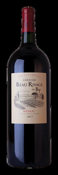 Château Beau Rivage de By 2015 Magnum Médoc
