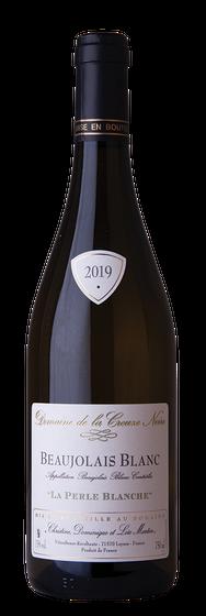 Beaujolais Blanc 2019 La Perle Blanche Domaine de la Creuze Noire