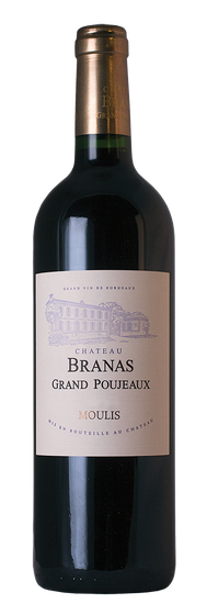 Château Branas Grand Poujeaux 2017 Moulis en Médoc