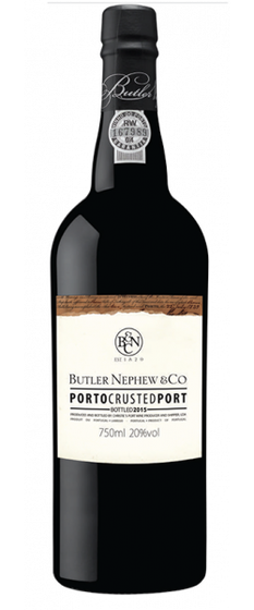 Crusted Port Bottled 2015  Butler Nephew & Co