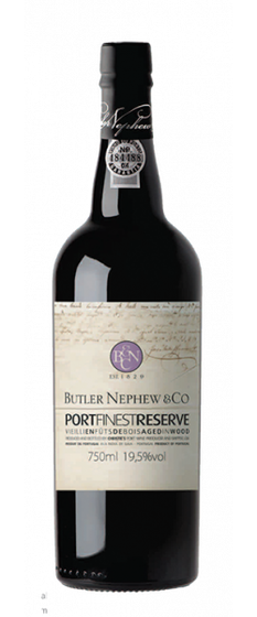 Finest Reserve Tawny Port Butler Nephew & Co