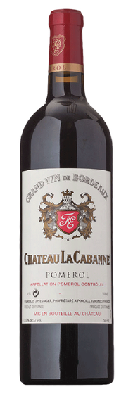 Château La Cabanne 2016 Pomerol