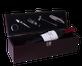 Luxe Wijnkist met 5 wijnaccessoires