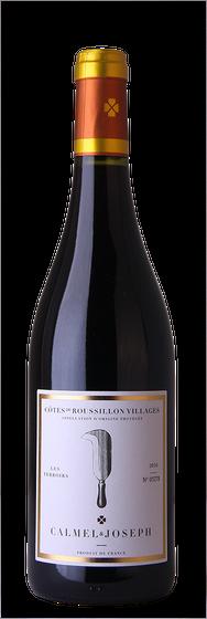 Côtes de Roussillon 2016 Calmel & Joseph