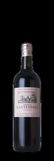 Château Cantemerle 2019 - 1/2 fles Haut Médoc 5e Grand Cru Classé