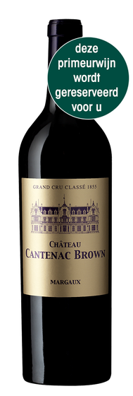 Château Cantenac Brown 2019 Margaux 3e Grand Cru Classé