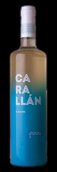 Carallán Albariño 2019 Blanco DO Rias Baixas