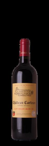 Château Carteau 2019 - 1/2 fles Saint Emilion Grand Cru