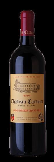 Château Carteau 2016 Saint Emilion Grand Cru