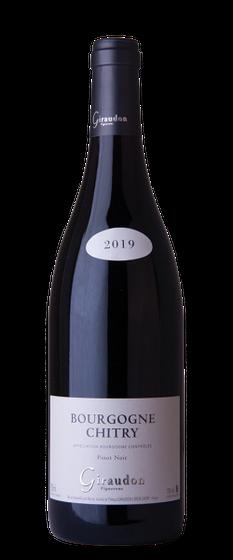 Bourgogne Pinot Noir 2019 Chitry, Fam. Giraudon