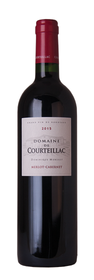 Domaine de Courteillac 2015 Bordeaux Supérieur