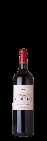 Domaine de Courteillac 2016 - 1/2 fles Bordeaux Supérieur