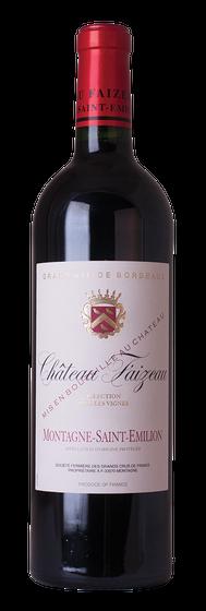 Château Faizeau 2016 Vieilles Vignes Montagne Saint Emilion