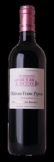 Château Franc Pipeau Descombes 2016 Saint Emilion Grand Cru