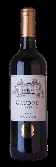 Gaudou 2018 Cuvée Exception IGP Côtes du Lot