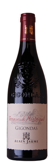 Gigondas Terrasses de Montmirail 2017 Vignobles Alain Jaume