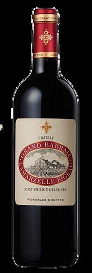 Château Grand Barrail Lamarzelle Figeac 2016 Saint Emilion Grand Cru