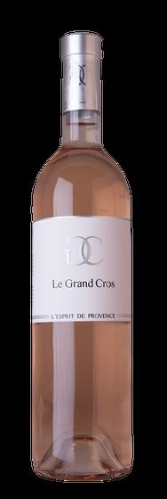 L'Esprit de Provence 2019 Rosé Domaine Le Grand Cros