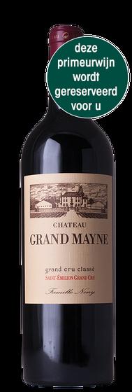 Château Grand Mayne 2019 Saint Emilion Grand Cru Classé