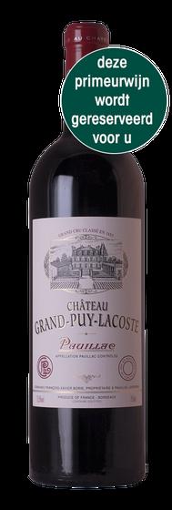 Château Grand Puy Lacoste 2019 Pauillac 5e Grand Cru Classé
