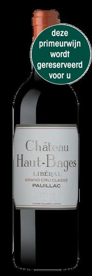 Château Haut-Bages Liberal 2019 Pauillac 5e Grand Cru Classé