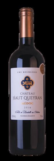 Château Haut Queyran 2016 Médoc Cru Bourgeois