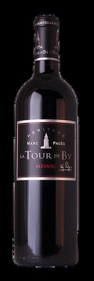 Heritage Marc Pagès 2016 Château La Tour de By - Médoc
