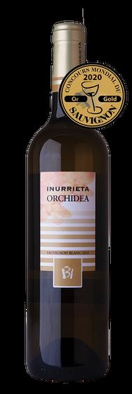Inurrieta Orchidéa 2019 Blanco DO Navarra