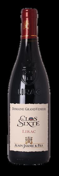 Lirac Clos de Sixte 2016 Domaine Grand Veneur