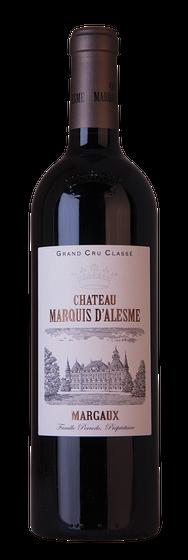 Château Marquis d'Alesme Becker 2018 Margaux 3e Grand Cru Classé