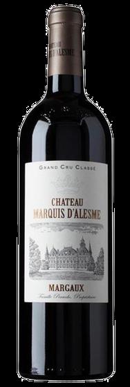 Château Marquis d'Alesme Becker 2016 Margaux 3e Grand Cru Classé