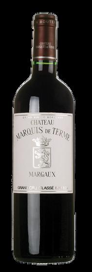 Château Marquis de Terme 2016 Margaux 4e Grand Cru Classé