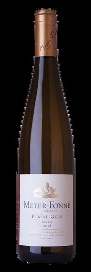 Pinot Gris d'Alsace 2018 Réserve Domaine Meyer-Fonné
