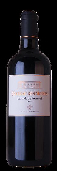 Château des Moines 2016 Magnum Lalande de Pomerol
