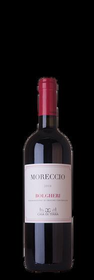 Moreccio 2018 Casa di Terra - 1/2 fles DOC Bolgheri