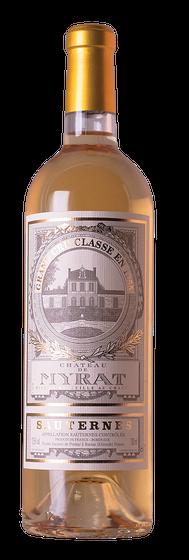 Château de Myrat 2015 Sauternes 2e Grand Cru Classé