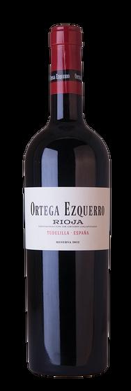 Rioja Reserva 2014 Bodegas Ortega Ezquerro