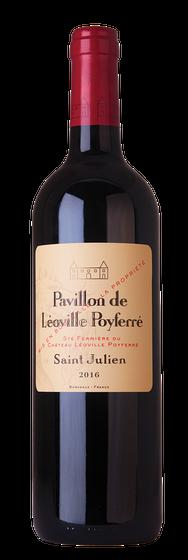 Pavillon de Léoville Poyferré 2016 Saint Julien