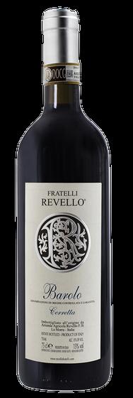 Barolo Cerretta 2015 DOCG Fratelli Revello