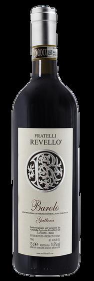 Barolo Gattera 2016 DOCG Fratelli Revello