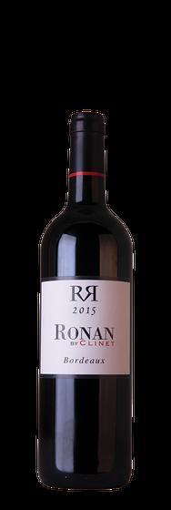 Ronan By Clinet 2015 - 1/2 fles Bordeaux