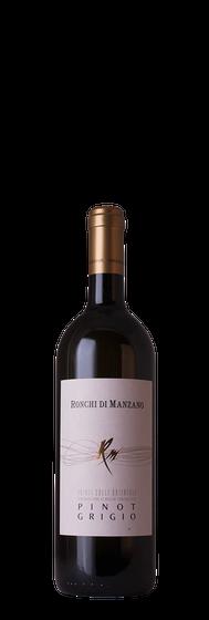 Pinot Grigio 2019 - 1/2 fles Ronchi di Manzano DOC Friuli