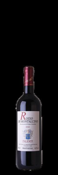 Rosso di Montalcino 2018 - 1/2 fles DOC