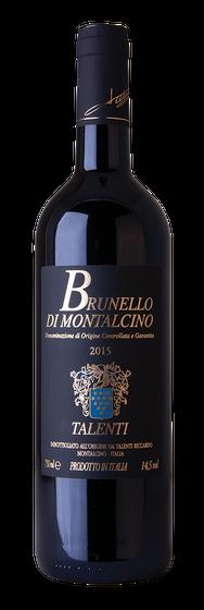 Brunello di Montalcino 2015 DOCG Azienda Talenti