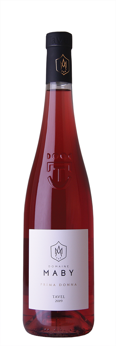Tavel Prima Donna 2019 Rosé Domaine Maby