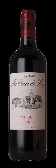 Château La Tour de By 2014 - 1/2 fles Médoc