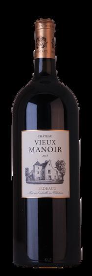 Château Vieux Manoir 2015 Magnum Bordeaux